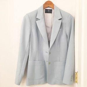 Levi's 2-Button Sky Blue Blazer SZ: M